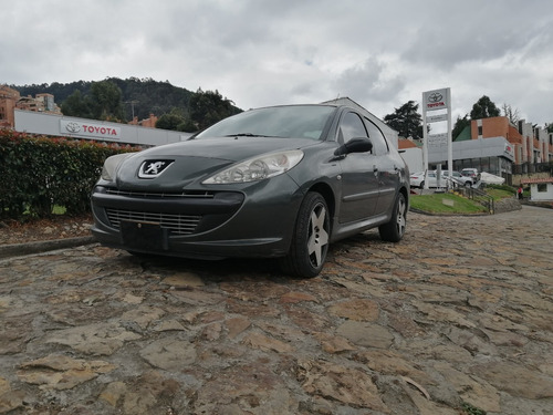 peugeot 207 abs