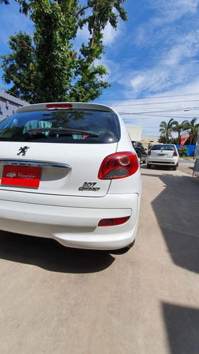 peugeot 207 allure 2013 impecable