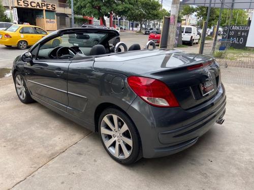 peugeot 207 cabriolet 2013 1.6 turbo