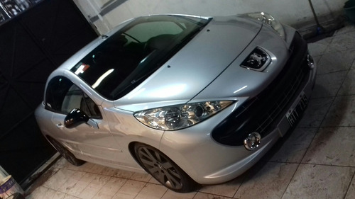 peugeot 207 cc 1.6 16v thp coupe cabriolet (150cv)