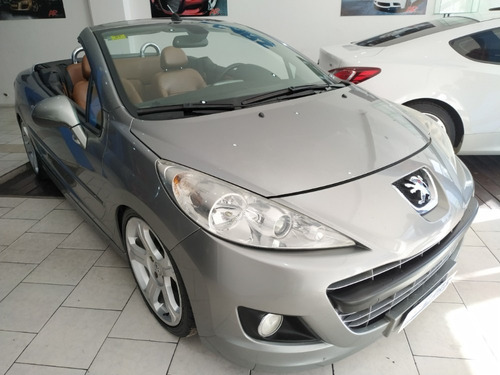 peugeot 207 cc 1.6 turbo full arcars