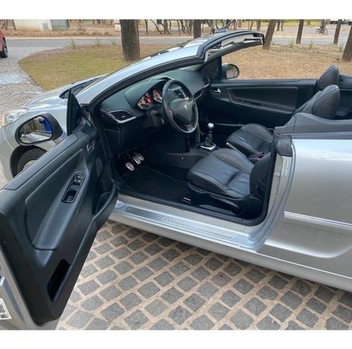 peugeot 207 cc cabriolet