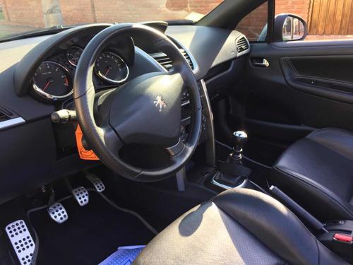 peugeot 207 cc cabriolet  convertible descapotable cabrio