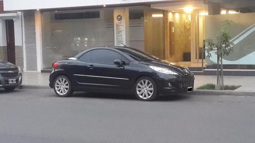 peugeot 207 cc coupe cabriolet 2013 interior blanco
