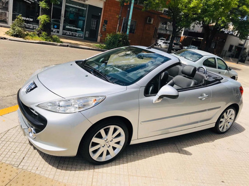 peugeot 207 cc impecable estado