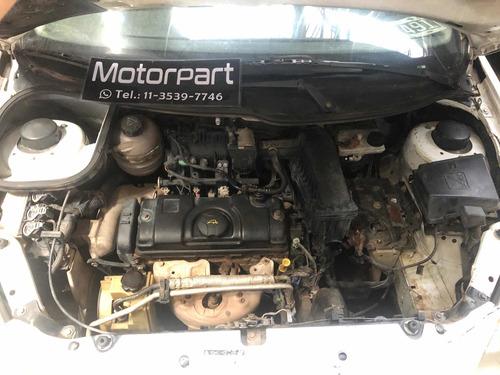 peugeot 207 compact 1.4 2012 no chocado - al dia