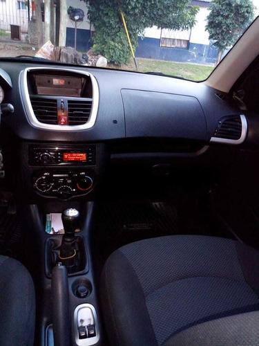 peugeot 207 compact 1.4 allure sedan 4 p