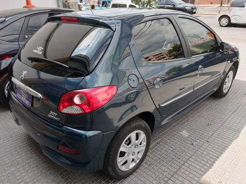 peugeot 207 compact 1.4 cd allure 2013