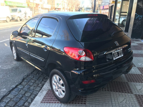 peugeot 207 compact 1.4 xs año 2011 auto classic