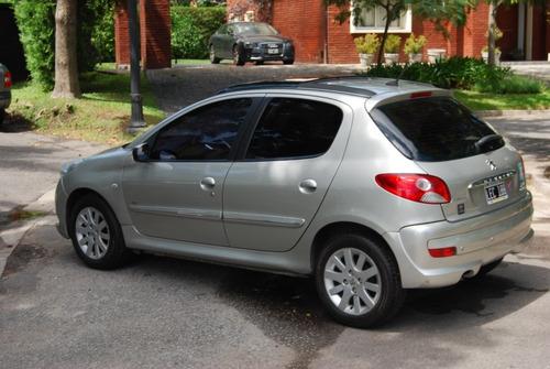 peugeot 207 compact 1.4 xt hdi 2012