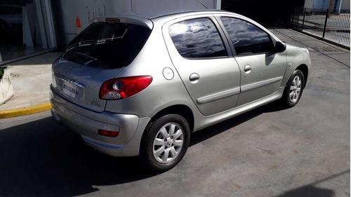 peugeot 207 compact 1.4l xs 2012