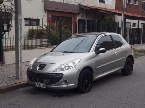 peugeot 207 compact 1.6 - 2009 - 2 puertas