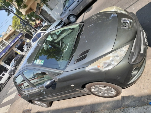 peugeot 207 compact 1.6  5p única mano 2010