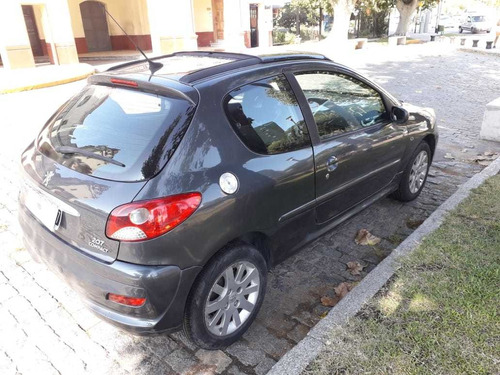 peugeot 207 compact 1.6 xt 3 ptas / nafta / 2011