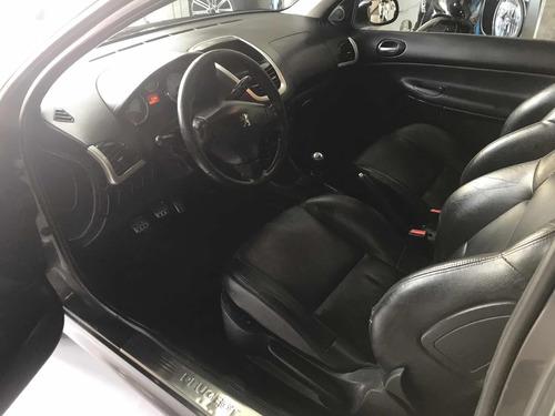 peugeot 207 compact 1.6 xt premium - cuero - 2012 - nuevo !!