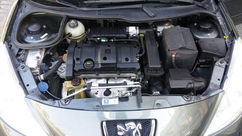 peugeot 207 compact 1.6nxs 2010 5 puertas 87000km excelente