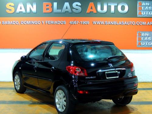 peugeot 207 compact 2010 xr 1.4 5p san blas auto