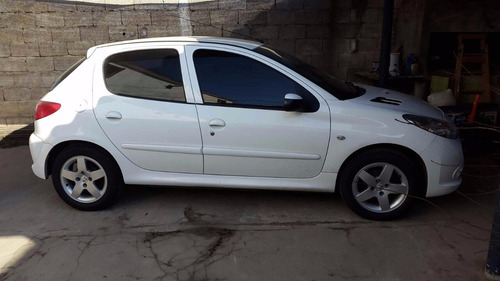 peugeot 207 compact, 4 airbag, abs