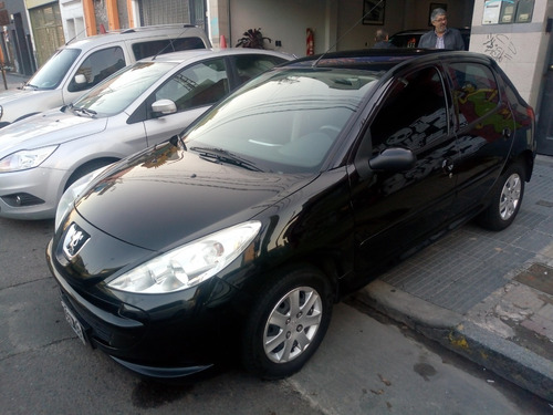 peugeot 207 compact  full  automotores dyd..
