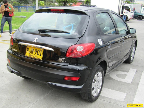 peugeot 207 compact one
