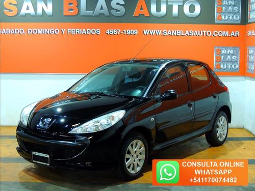 peugeot 207 compact xr 1.4 2010 5p san blas auto