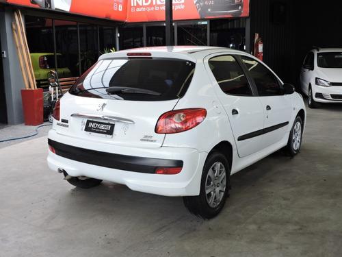 peugeot 207 compact xr 1.4 5pts 2011