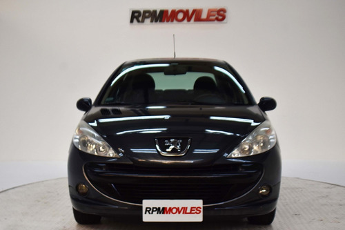 peugeot 207 compact xs 1.4 4 p (outlet) 2010 rpm moviles