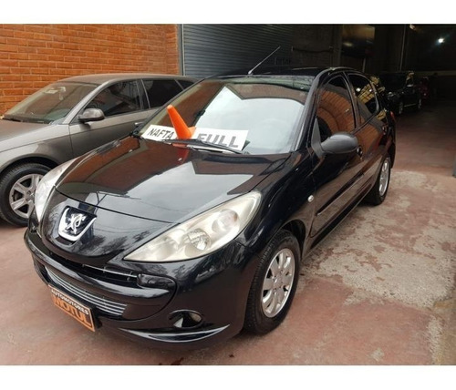 peugeot 207 compact xs allure 1.4 2011