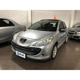 Peugeot 207 Compact Xt 1.6 N 5ptas Gris 2009 160.000km