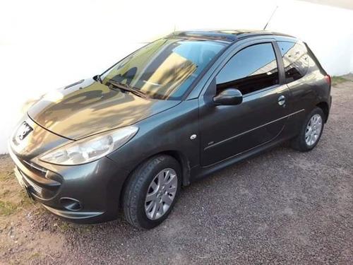 peugeot 207 compact xt 1.9 2009 - alvaro oroza