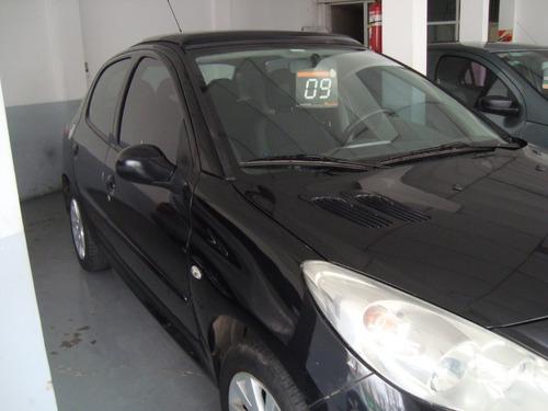peugeot 207 compact xt año 2009