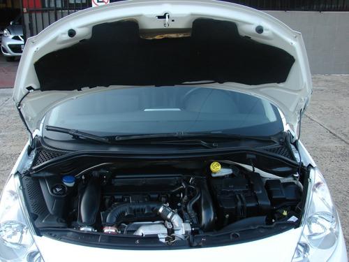 peugeot 207 gti 156cv 5 puertas año 2012 impecable!!