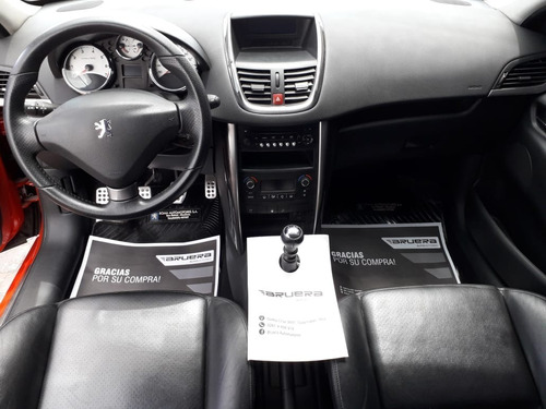 peugeot 207 gti 1.6 turbo 3p  2012