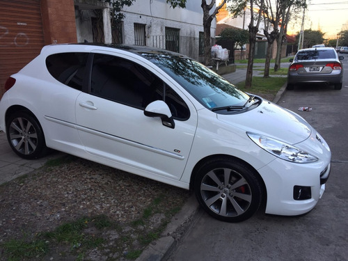 peugeot 207 gti - fase 1 - impecable