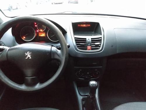 peugeot 207 hatch x-line 1.4 8v flex 2011 preto com direção