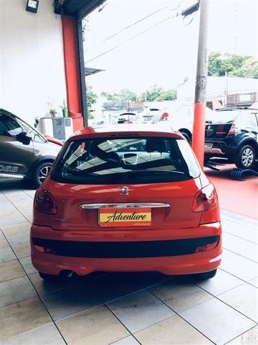peugeot 207 hatch xr 1.4 8v 2011 (flex)