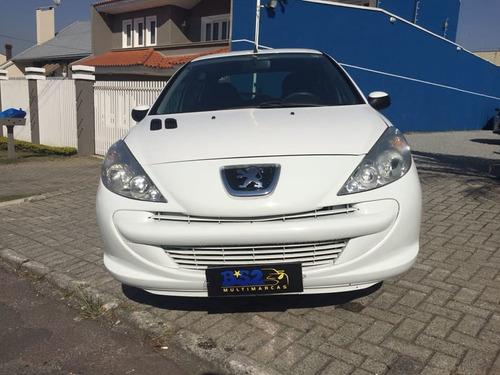 peugeot 207 hatch xr hb 1.4 8v flex 4p 2012