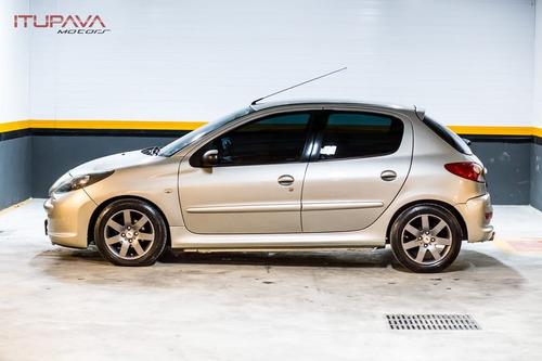 peugeot 207 hatch xr-sport 1.4 8v flex 2p 2012