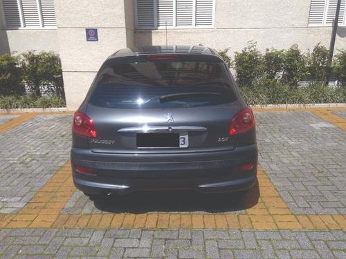 peugeot /207 hb x line - 3 portas -mod. 2011