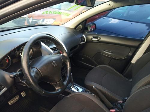 peugeot 207 passion 1.6 automático 2011
