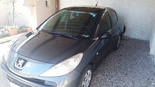 peugeot 207 passion xr sport 1.4 sedã modelo 2010