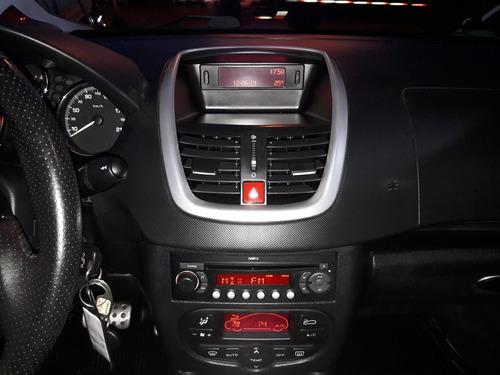 peugeot 207 passion xs 1.6 automático placa i ar digital