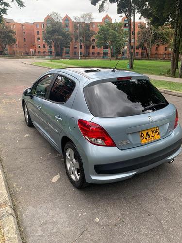 peugeot 207 premium (importado motor bmw)