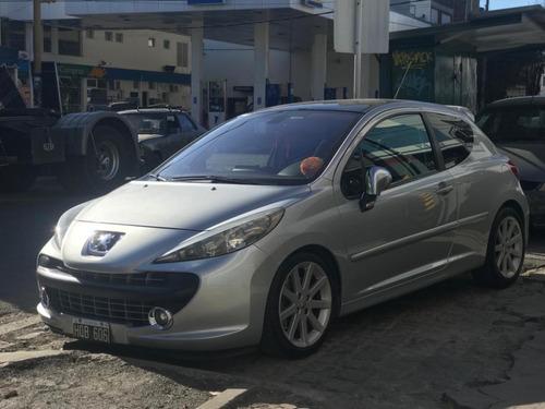peugeot 207 rc 1.6 turbo 175cv