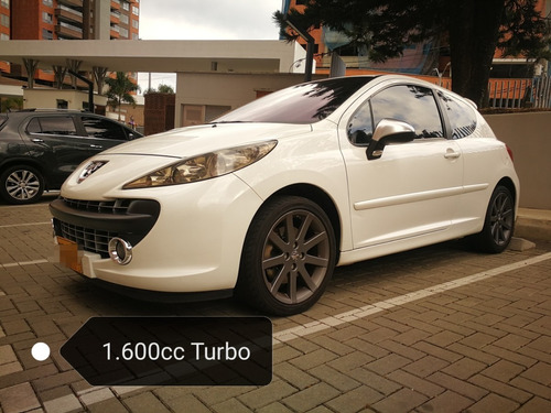 peugeot 207 rc turbo 2008