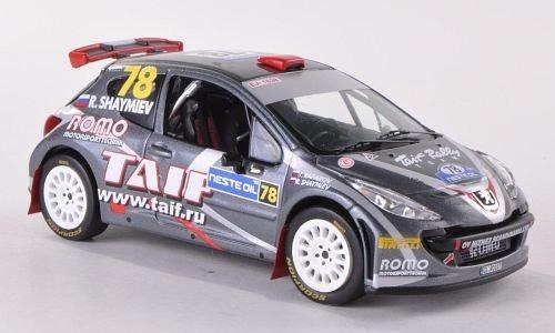 peugeot 207 s2000, no.78, romo, rallye finlandia, 2009, coc
