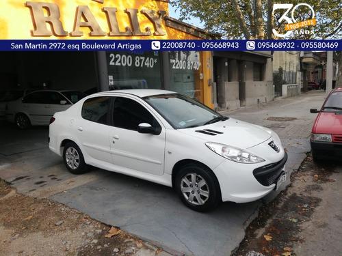 peugeot 207 sedan full entrega u$s 4900 financia sola firma