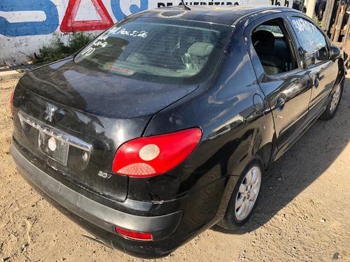 peugeot 207 sedan / hatchback 2011 por partes - s a q -