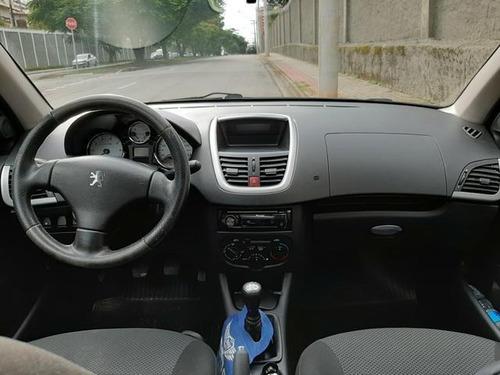 peugeot 207 sedan passion xr 1.4 - 2011/2012 - abx da tabela