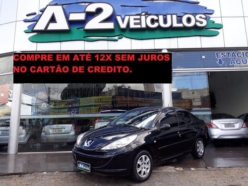 peugeot 207 sedan passion xr-sport 1.4 8v flex 4p  2012